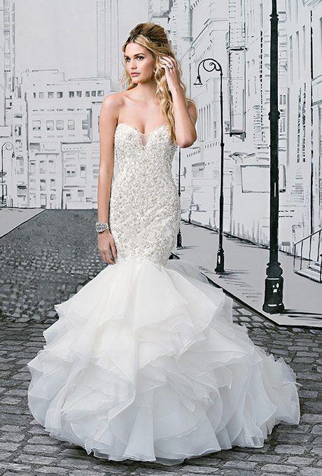 Justin Alexander 8901 1 600 Size 18 Used Wedding Dresses