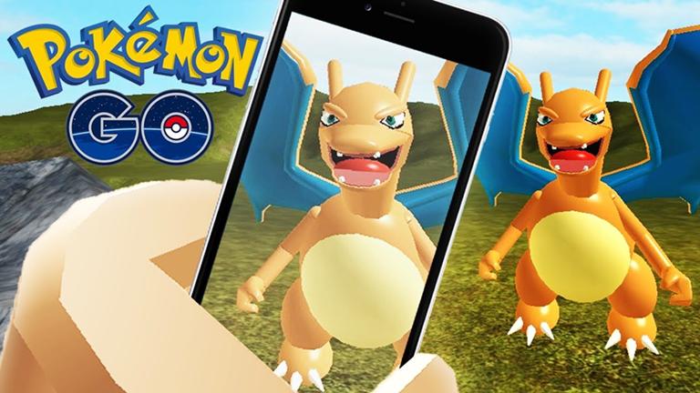 ROBLOX Pokemon GO! [DanTDM] - ROBLOX | charzad | Pokemon go