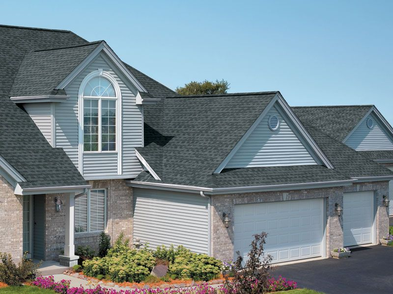Best Pewter Gray Shingles From Gaf Architectural Shingles 400 x 300