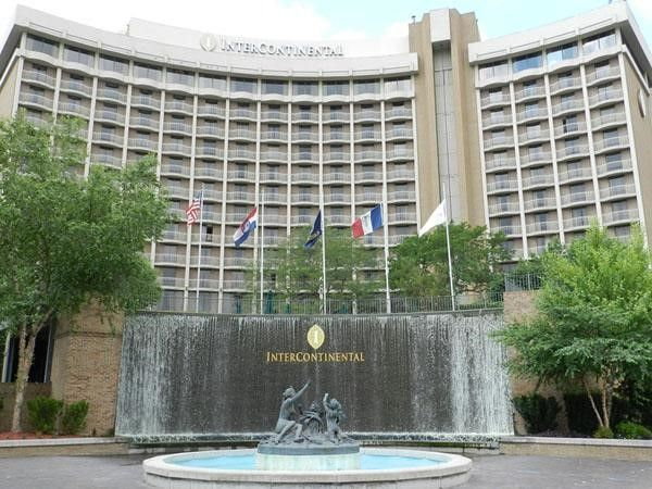Intercontinental Hotel Kansas City