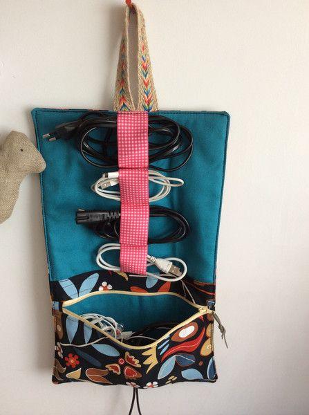 Taschenorganizer - Kabel organizer , Cord Storage,cord organizer - ein…