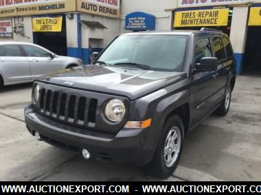 Pin By Auctionexport On Repo Cars Jeep Patriot Sport Jeep