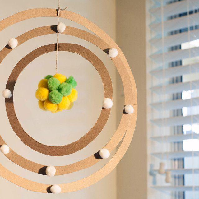 How To Make A 3d Model Of Sodium School Stuffs Pinterest