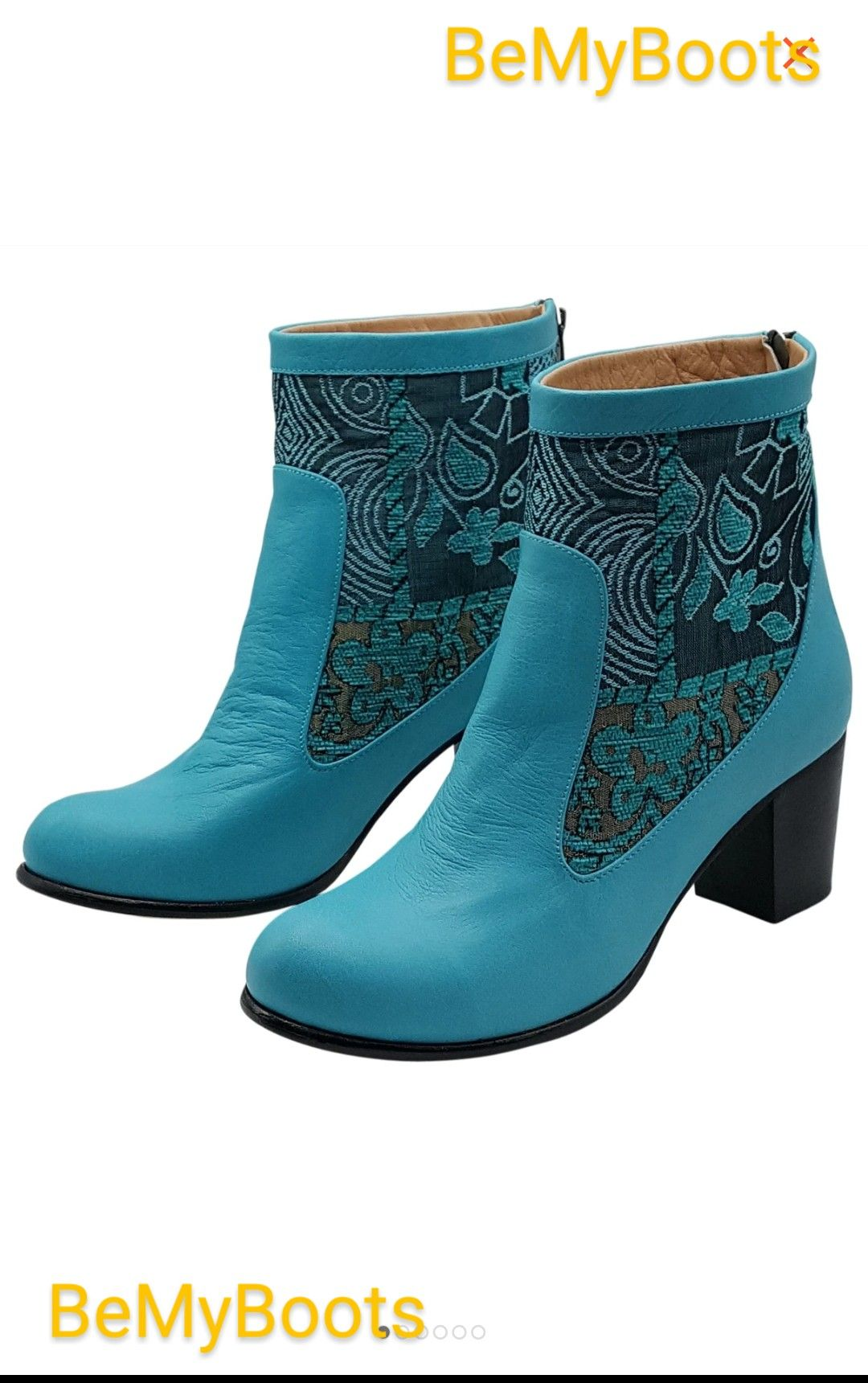 Details about  /Boho Spring Women/'s Vegan-Friendly Leather Boots