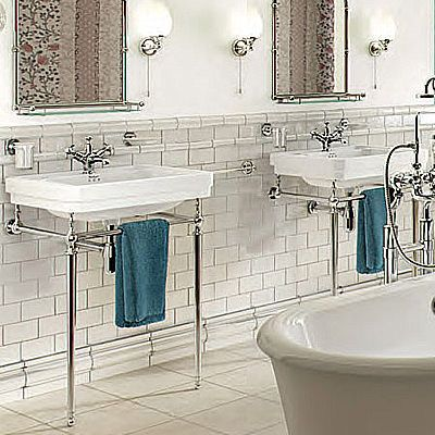Bathroom Burlington Ideas burlington edwardian console basin - google search   bathroom