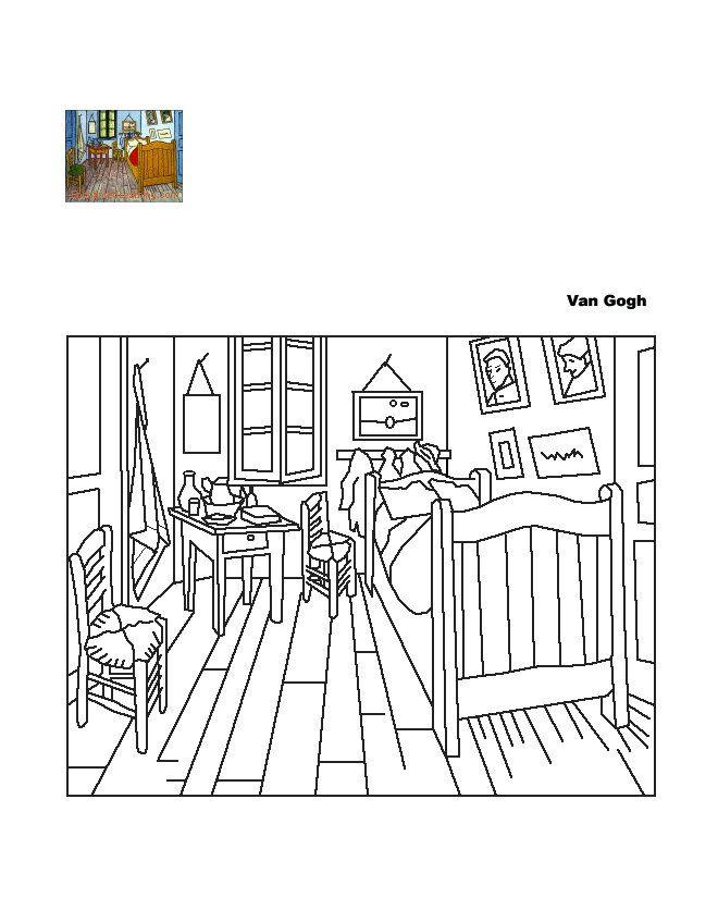 Maestra de Primaria: Cuadros famosos de pintores para niños | El ...