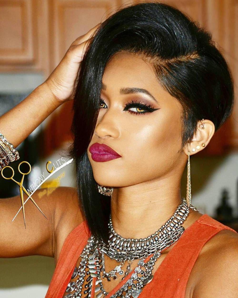 60 showiest bob haircuts for black women | hair style