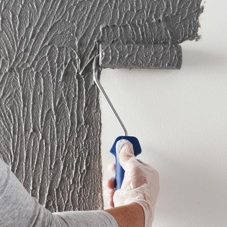 Comment Rnover Et Dcorer Un Mur Avec Un Enduit Aspect Bton