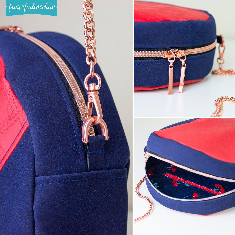 Handtasche Ronda - Frau Fadenschein | Handtaschen, Taschen