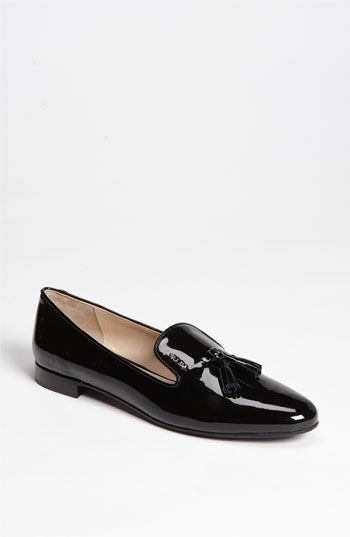 720be78c87b These are so Audrey Hepburn Prada Smoking Slipper available at  Nordstrom
