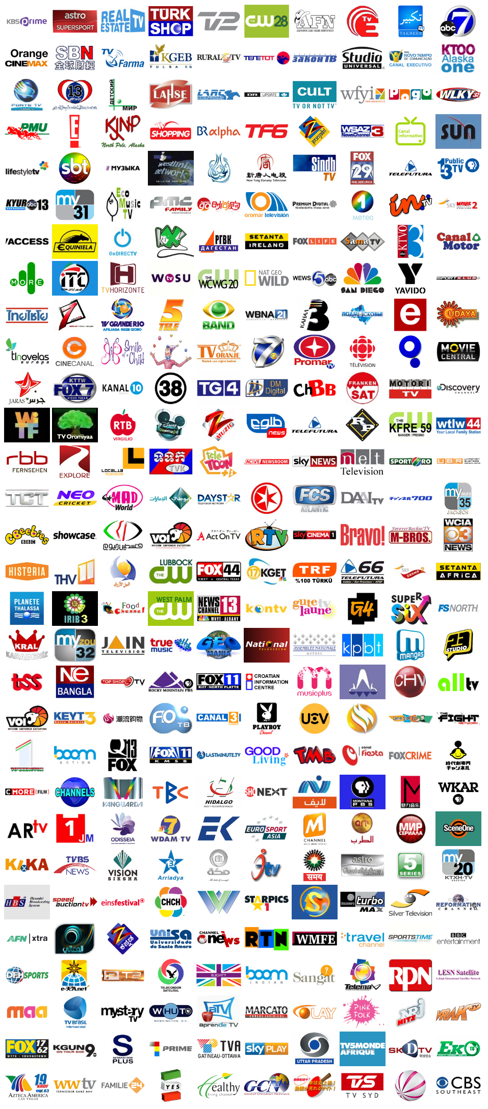 tv channel logos Пои�к в google television channel