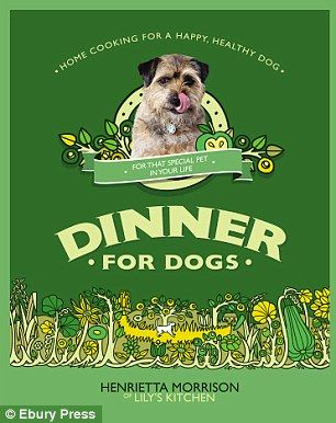 Canine cooking dog lover launches recipe book full of healthy meals canine cooking dog lover launches recipe book full of healthy meals for pampered pooches forumfinder Image collections