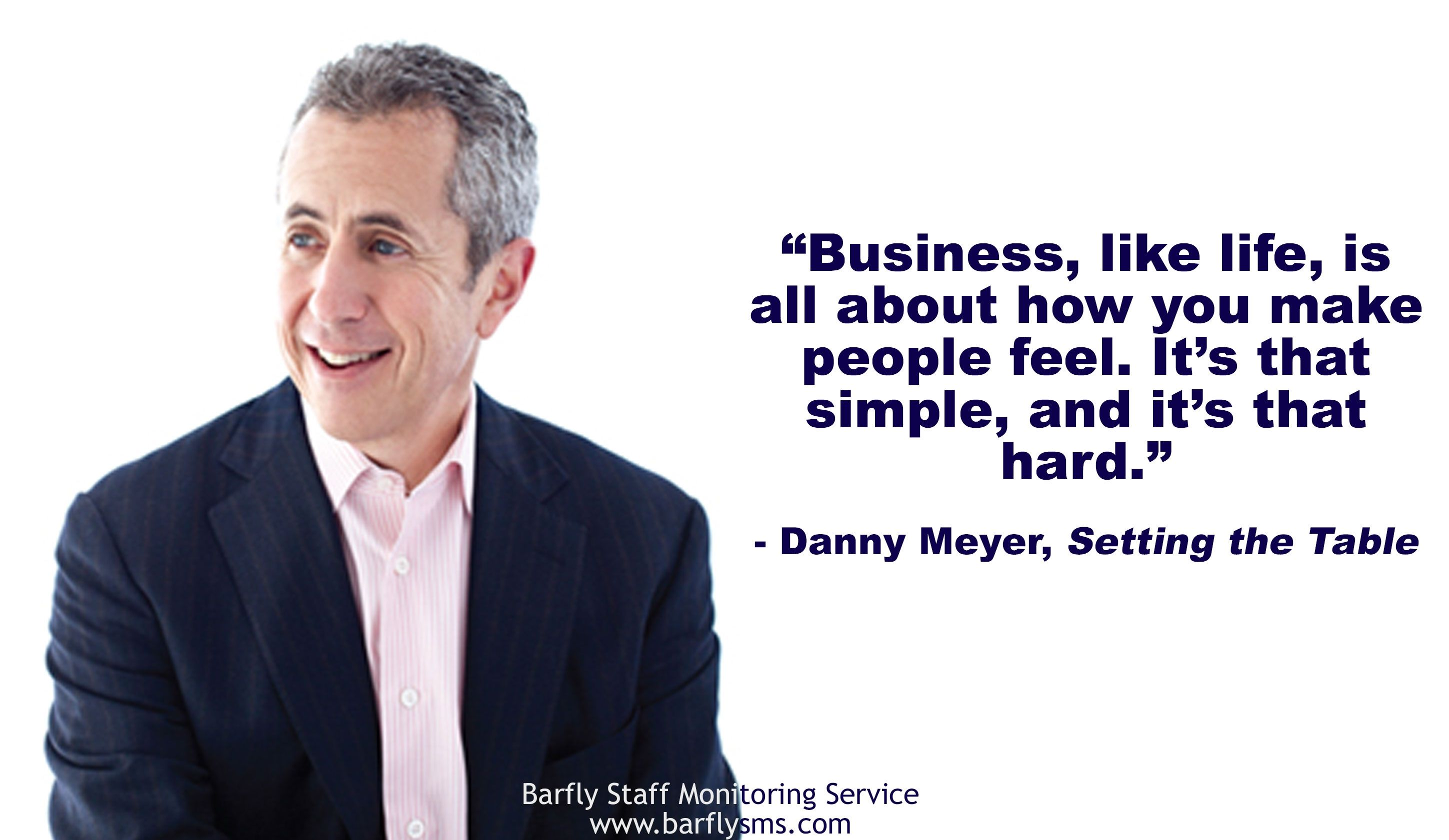 Setting The Table Danny Meyer Quotes Http Lachpage Pinterest