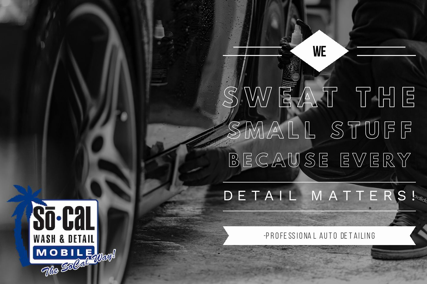 San Diego Auto Detailing Service that comes to your front