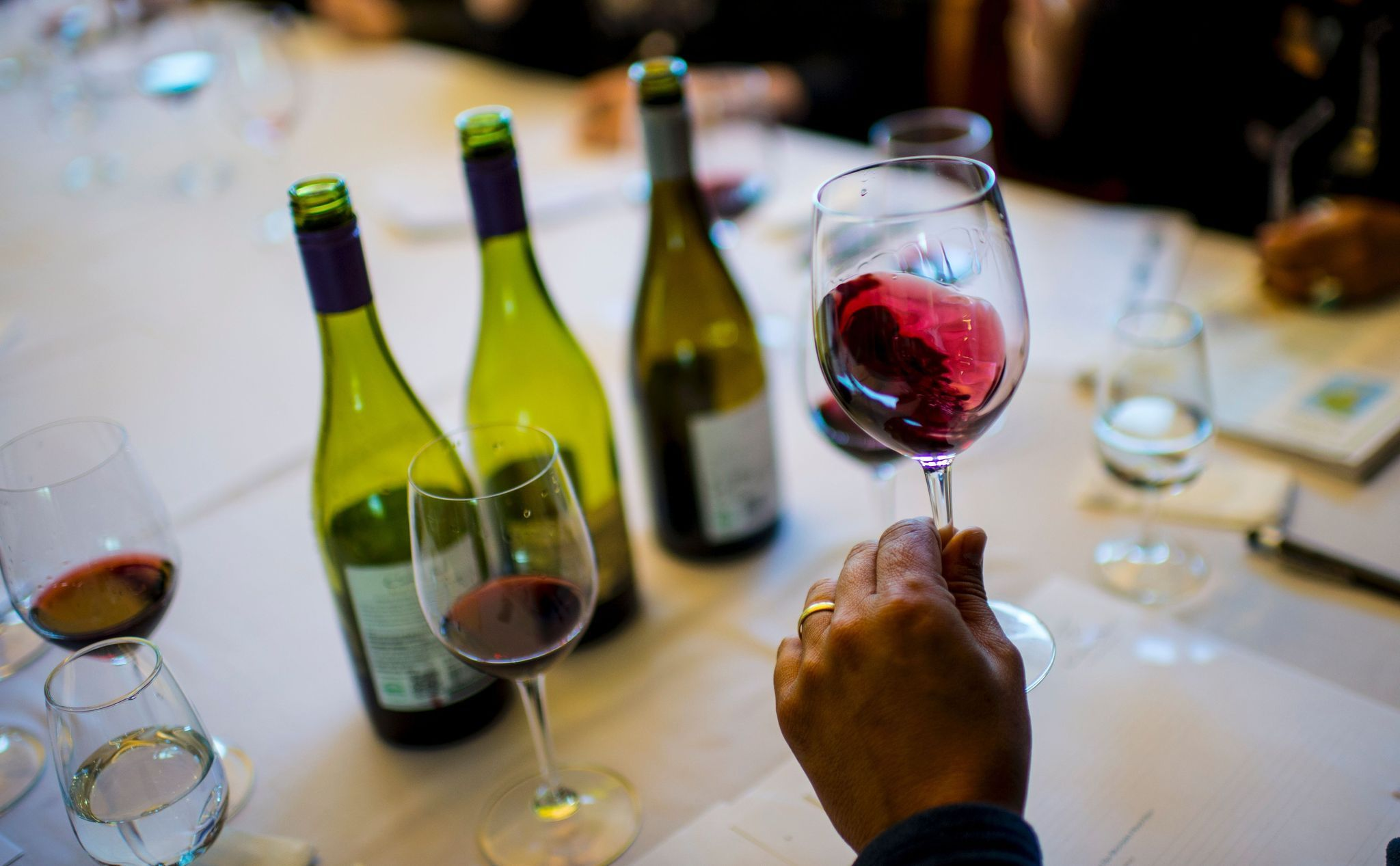 Wine and coffee lovers, drink up! It's great for your microbiome