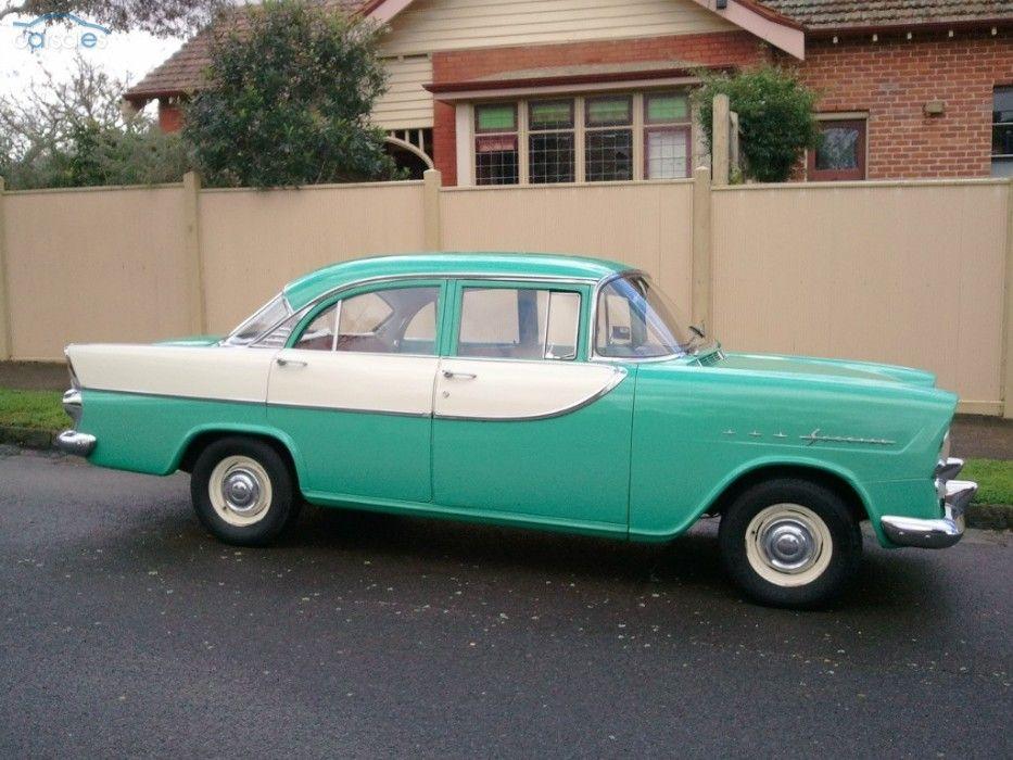 1961 HOLDEN FB FB SPECIAL Australian cars, Holden