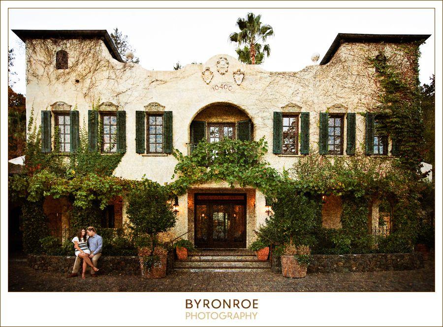 {Brooke + Ryan} Engagement Photography Sonoma, Ca - Kenwood Estate – Byron Roe Photography