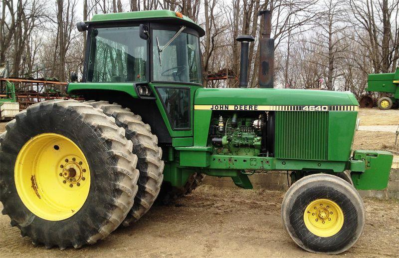 1981 John Deere 4640 Tractors | MERIDIAN IMPLEMENT CO