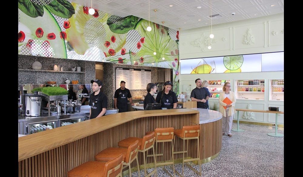 Jamba Juice Unveils OneofaKind Concept Store In