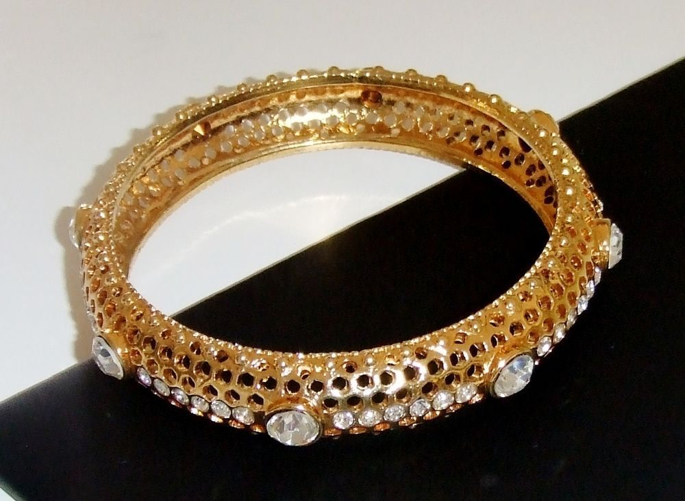 gold victorian boylerpf fold bangles wide bracelet products edwardian bangle bracelets large filled