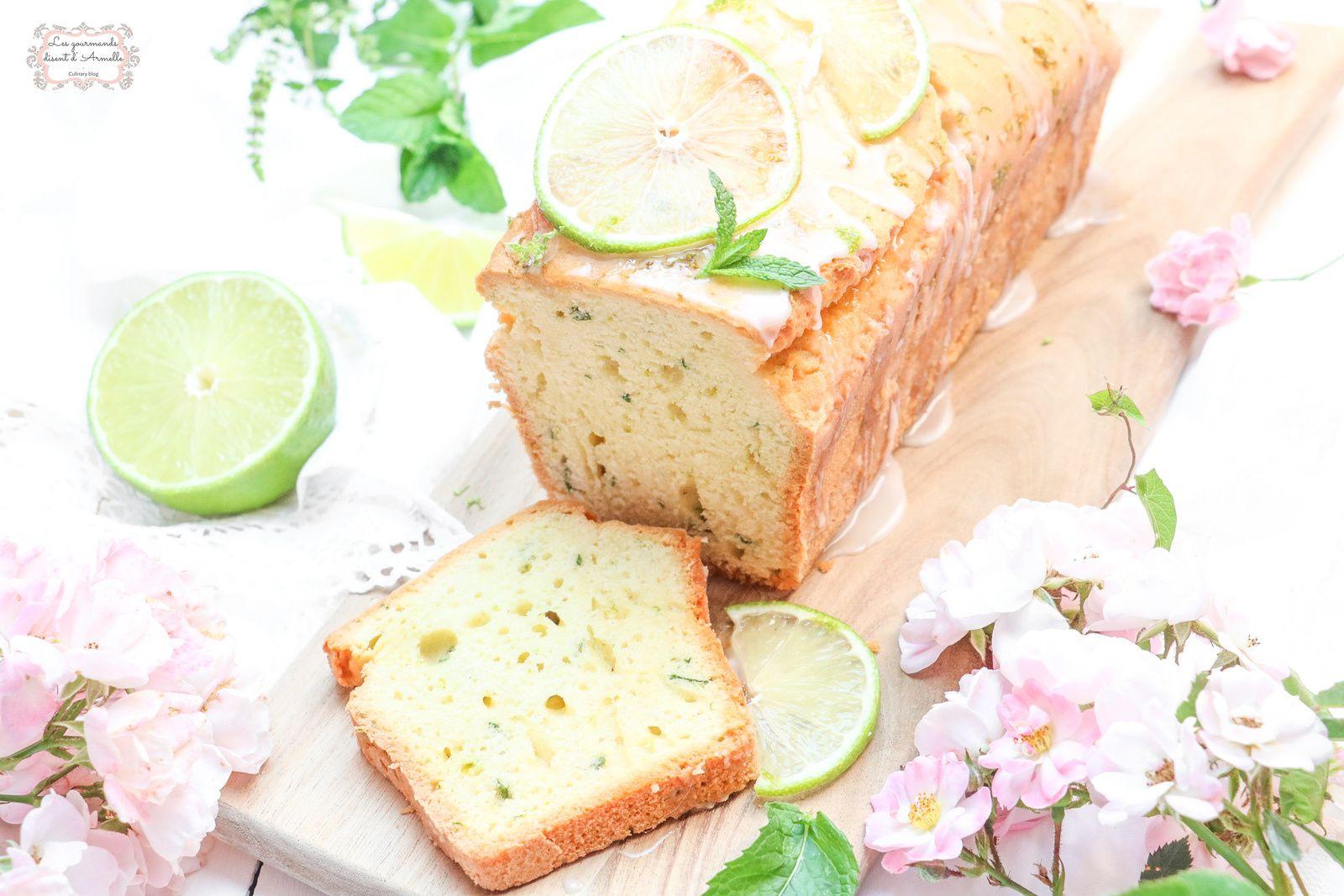 Cake Mojito | Idée gateau, Gâteaux et desserts, Recettes sucrées