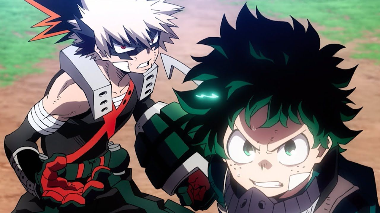 My Hero Academia Heroes Rising Official Teaser Trailer