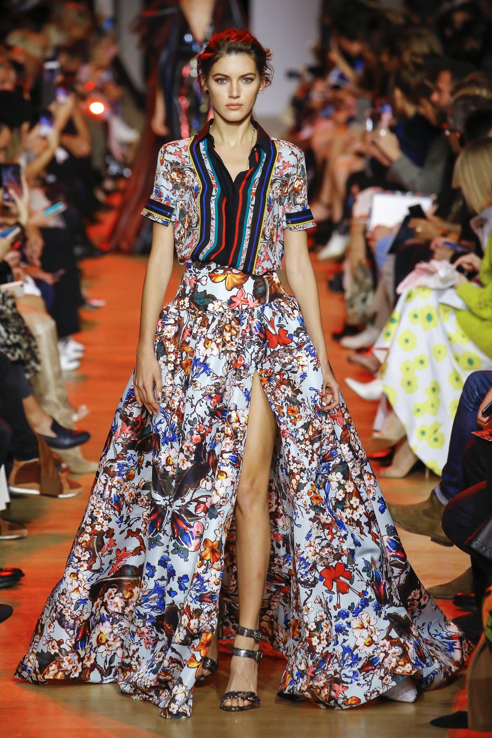 Elie Saab Spring/Summer 2019 Ready-To-Wear   Fashion 2019 ...