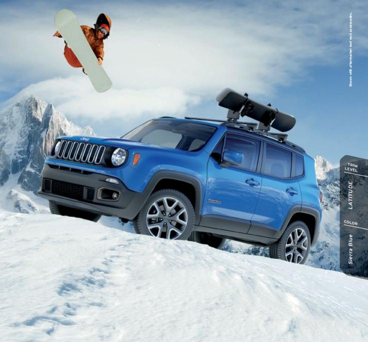 jeep renegade sierra blue Google Search Jeep renegade