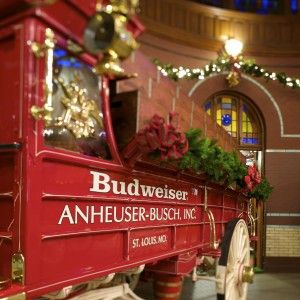 Anheuser-Busch Makes Seasons Bright with Annual St. Louis Brewery Holiday Lights Display | Anheuser-Busch Newsroom