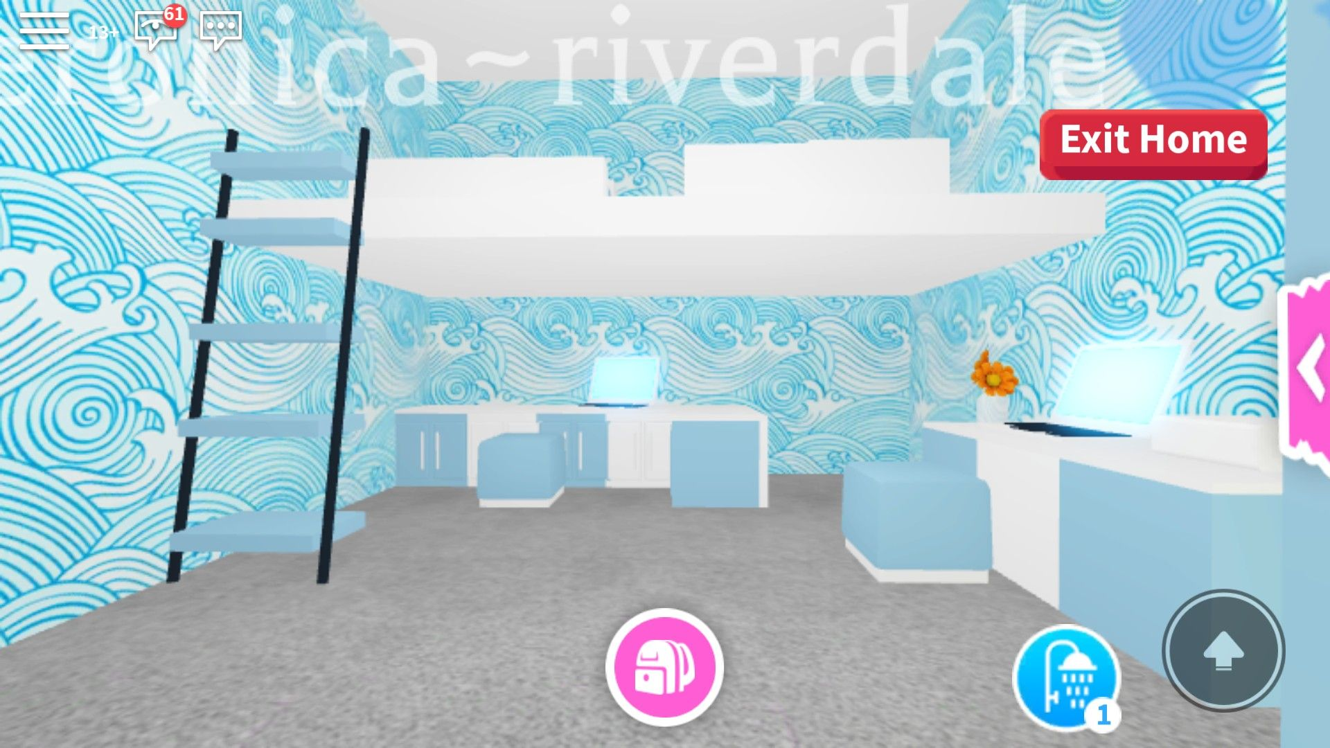 Roblox Adopt Me Sister Bedroom Cute Room Ideas Simple Bedroom Design Roblox Pictures
