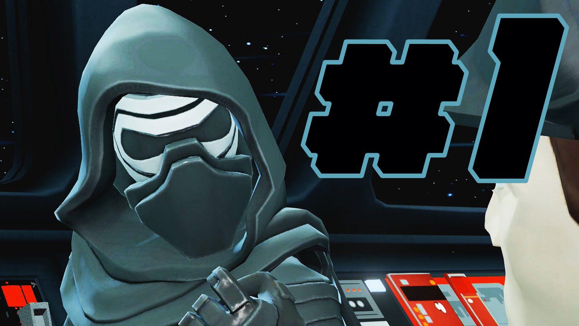 Disney Infinity 3.0 Star Wars Gameplay ITA Walkthrough #1 La Prima Parti...