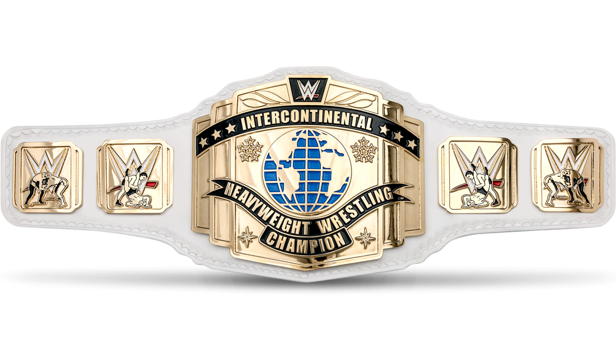 Wwe Nxt Tna Roh Wwe Intercontinental Championship Wwe Championship Belts Wwe
