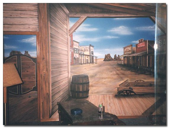 Murals Custom Hand Painted Wall Murals By Art Effects Wall Murals Painted Murals Street Art Wall Murals