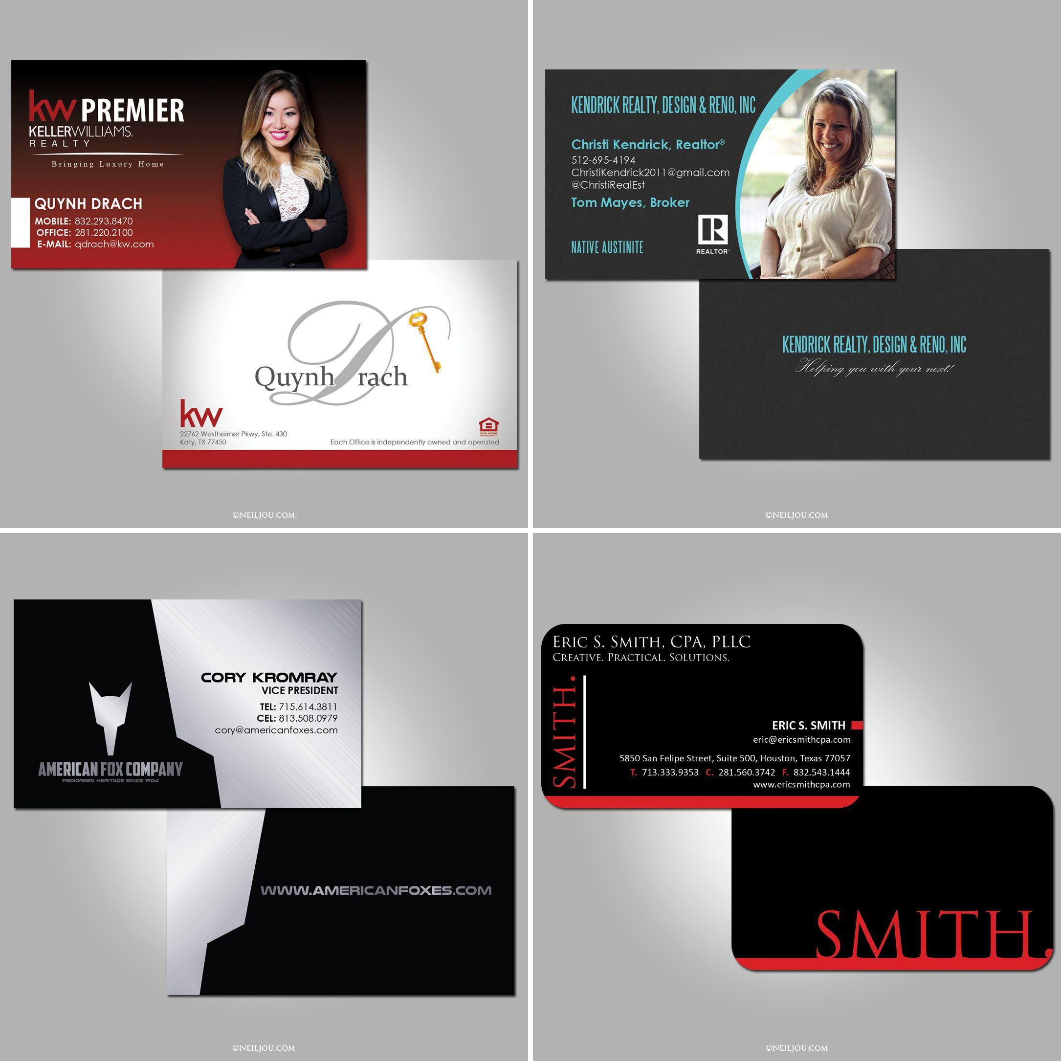 Latest business cards design. Production by @neiljouproductions ...