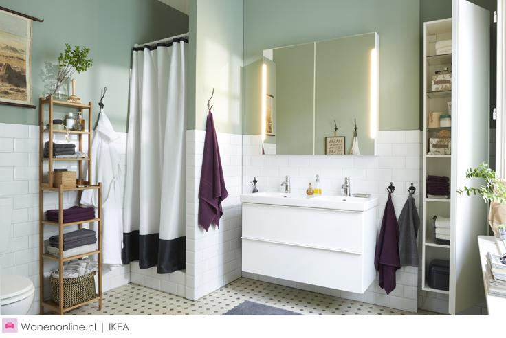 Ikea Badkamer Design : Ikea badkamer
