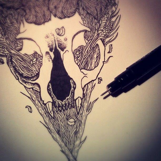#workinprogress #shapefromhell #penandink #catlove #nature #drawing #art #illustration #blackink #blackart #darkart #cat #blackandwhite #sketchbook