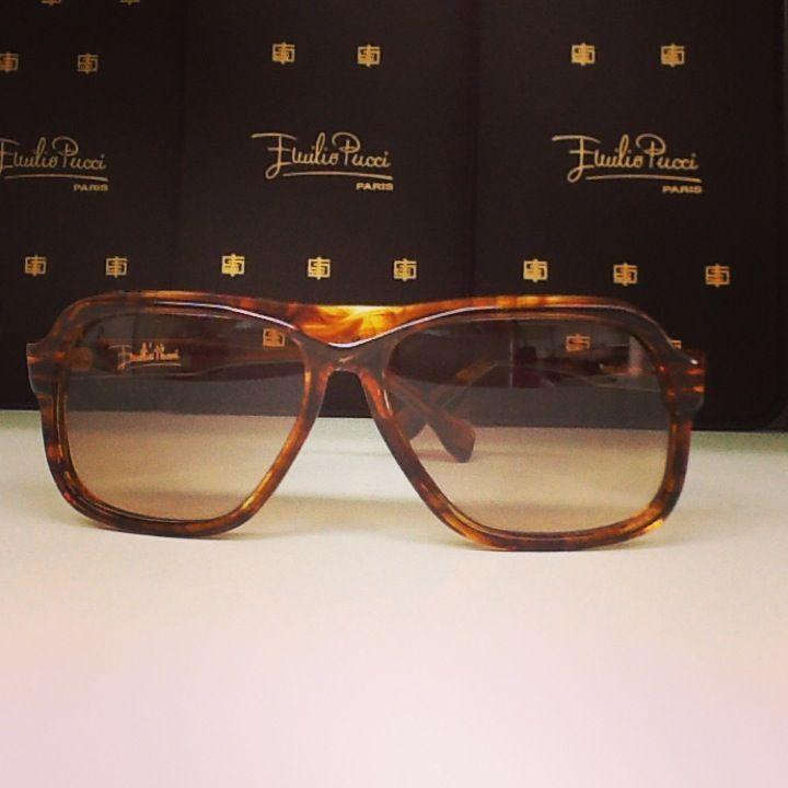 Vintage Sun Glasses 1960's Emilio Pucci for men ,Palazzo-mini
