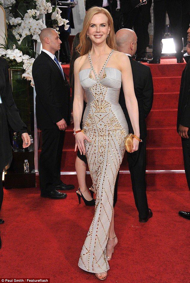 Nicole Kidman says: \'I still think I have a boy\'s body. I would ...