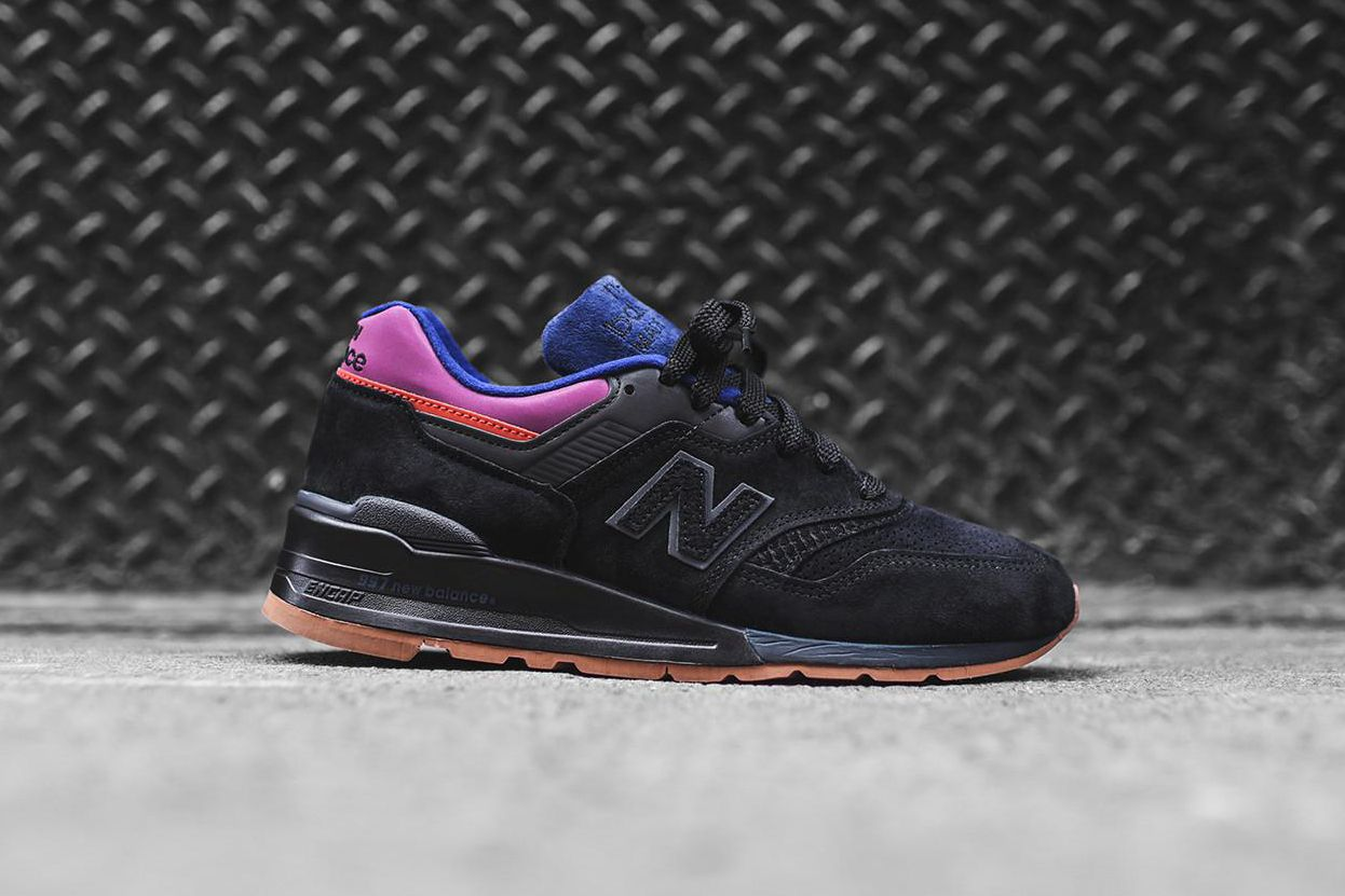 """New Balance Unveils New """"Magent"""" Colorway for Its 997"""