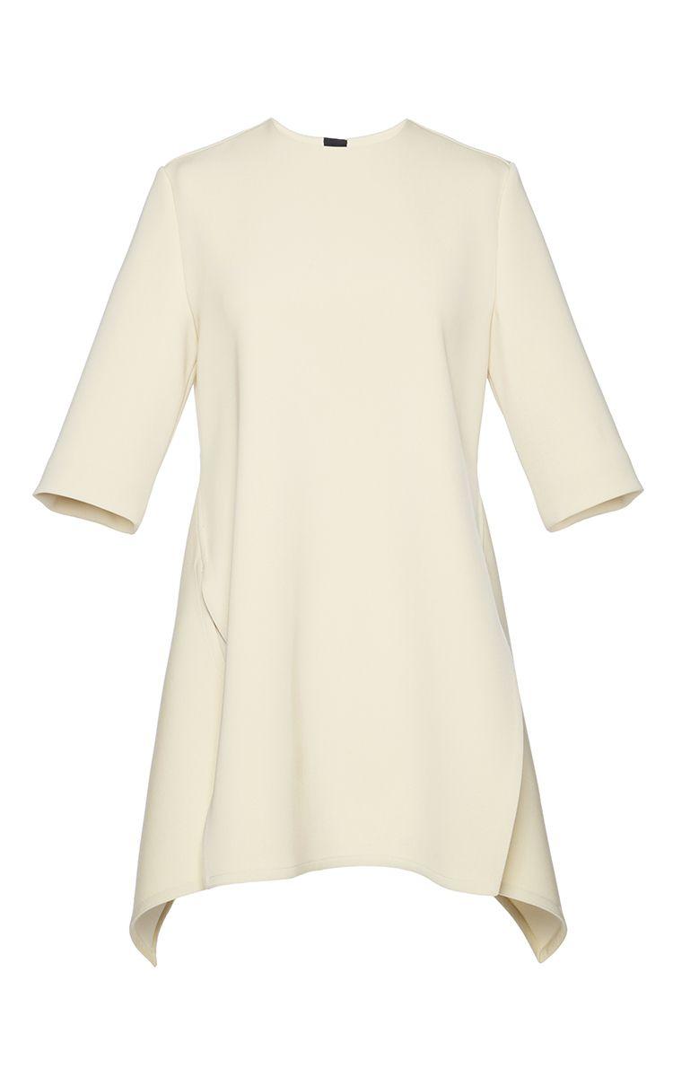 Bonded Wool Asymmetric Top by MARNI for Preorder on Moda Operandi