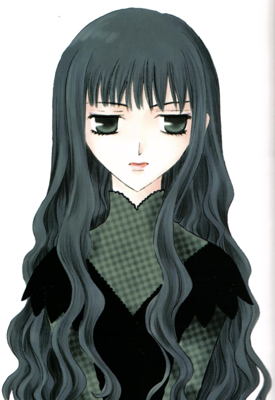 Saki Hanajima is actually one of my favorite characters