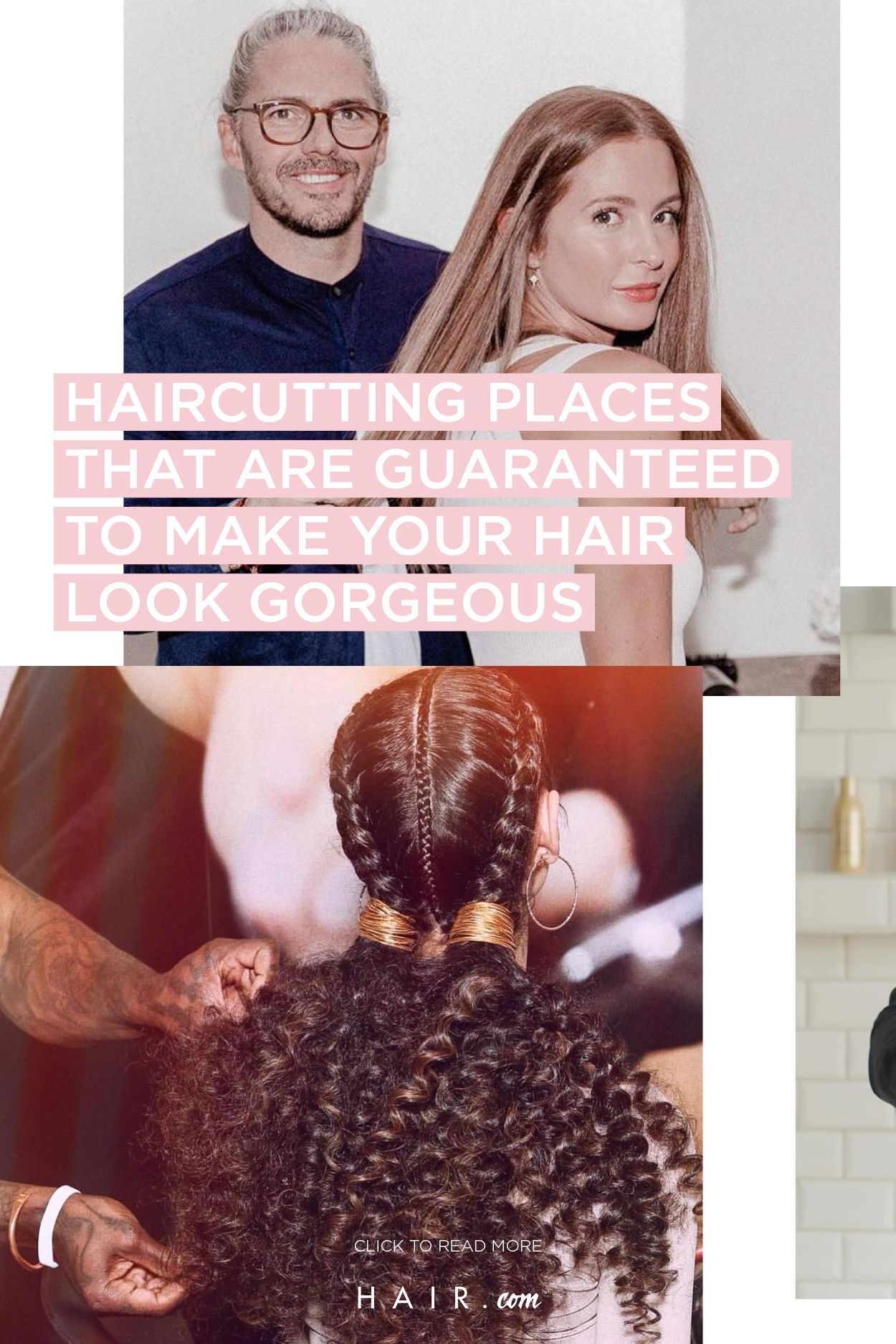 Haircutting Places That Are Guaranteed To Make Your Hair