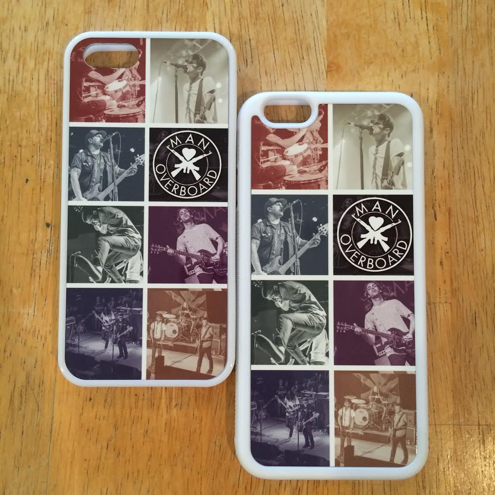 Live Photo - iPhone Case - Man Overboard / LTC Web Store