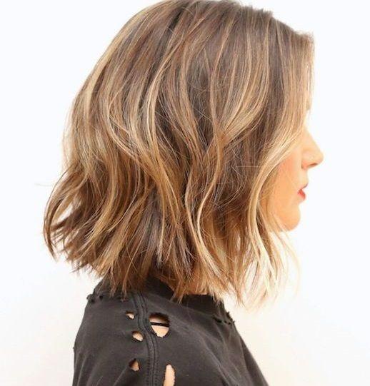 nice length & waves | frisuren, haarfarben, frisuren für