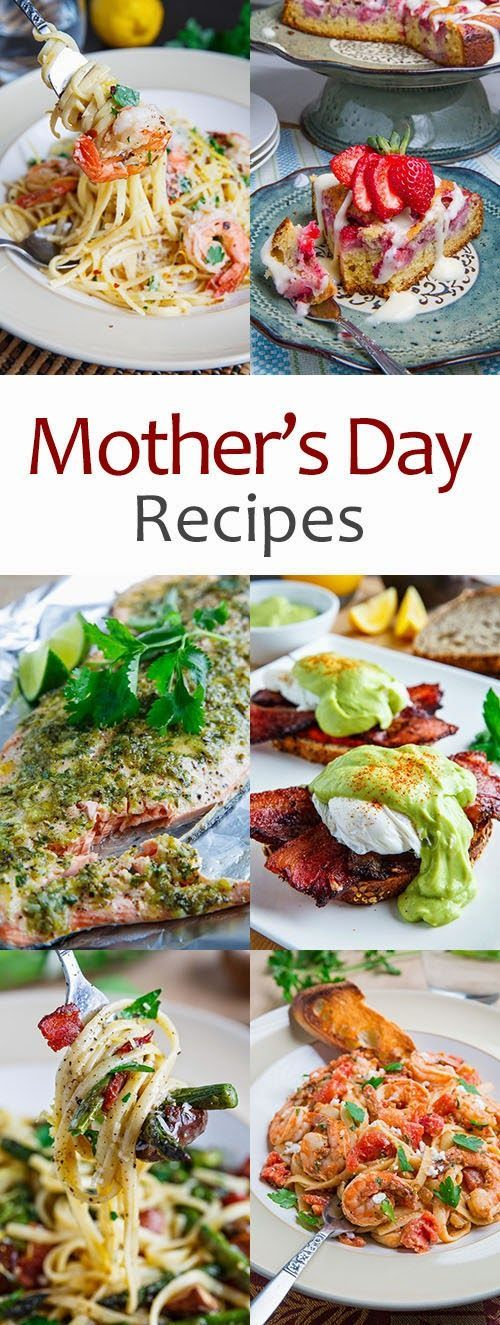 Mothers Day Recipes Yummies Pinterest Recipes Cooking And Food