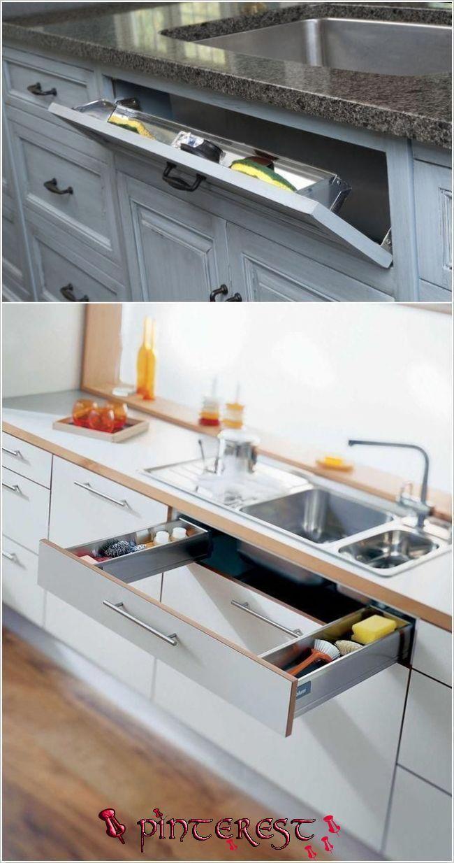 Erspähen Sie die fantastischen Küchenschränke   Kitchen design, Home decor ki... - Welcome to Blog