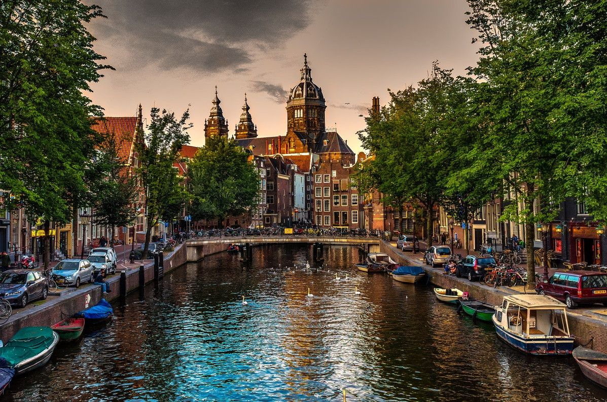 Soul of Amsterdam by Francis Naef on 500px