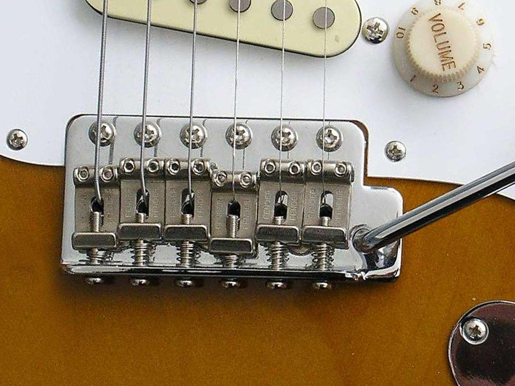 Setting up or adjusting a Fender Stratocaster tremolo | Fender stratocaster,  Fender guitars, Cool electric guitarsPinterest
