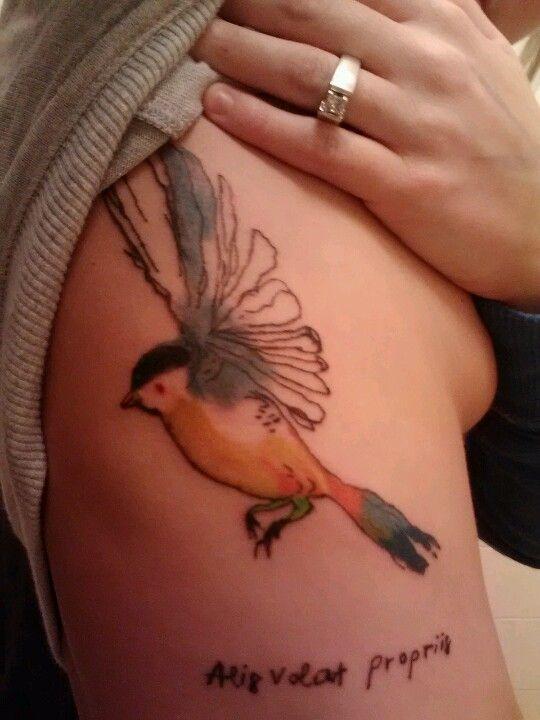 My first tattoo! I love it.