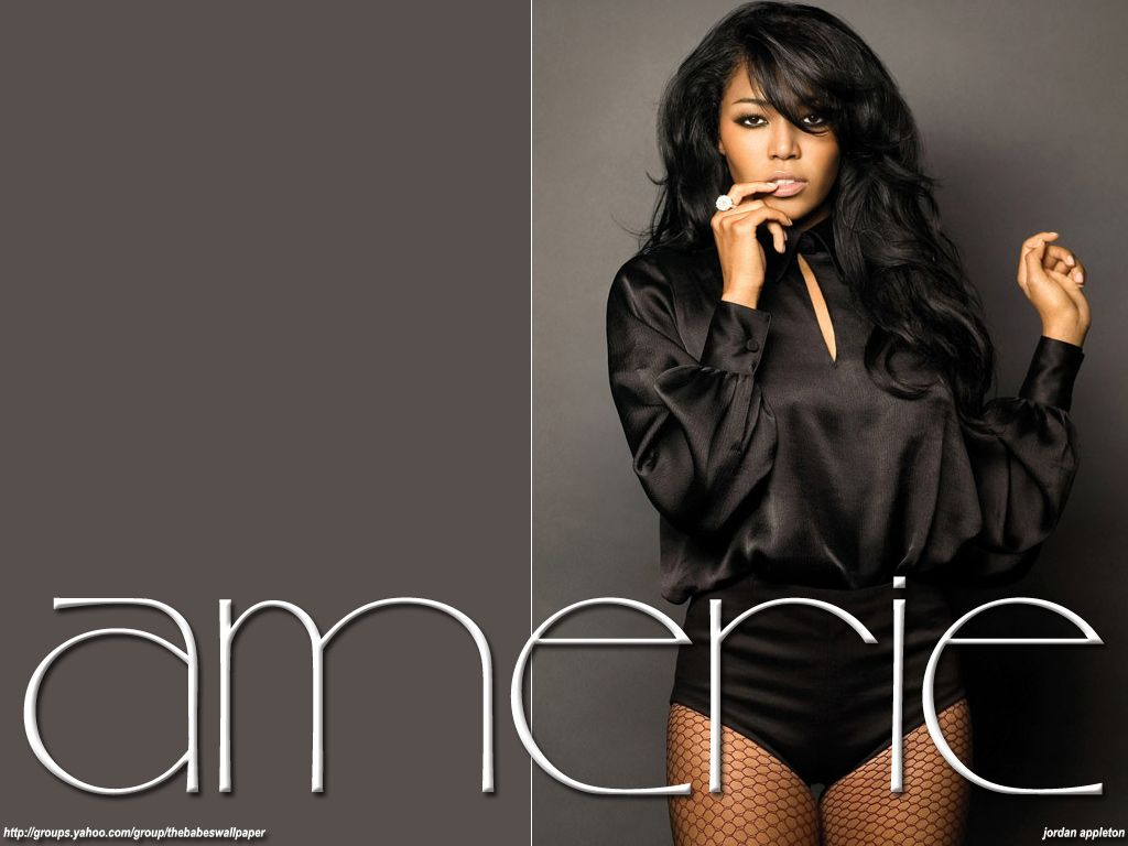 Well There Has Been An Uproar About The R B Singer Amerie Pictured